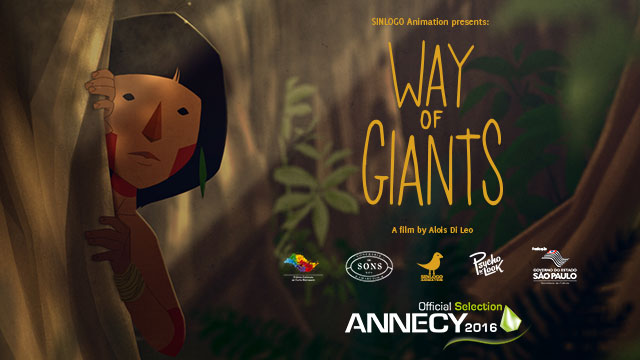 """Way of Giants"" – ""Caminho dos Gitantes"" – Trailer"