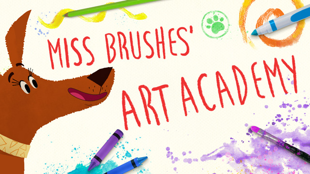 Miss Brushes Art Academy